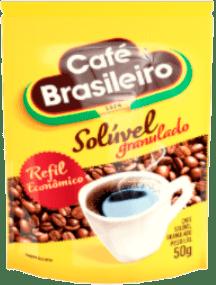 Café Solúvel Granulado