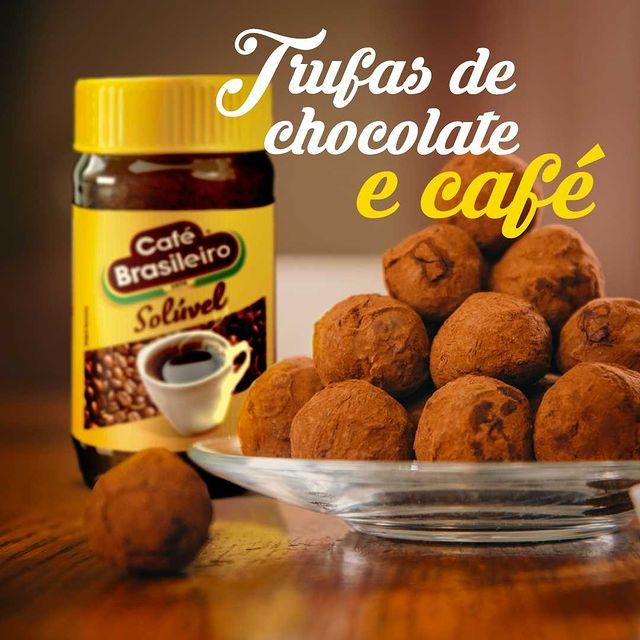 Trufa de Chocolate e Café