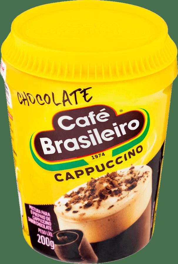Cappuccino Chocolate